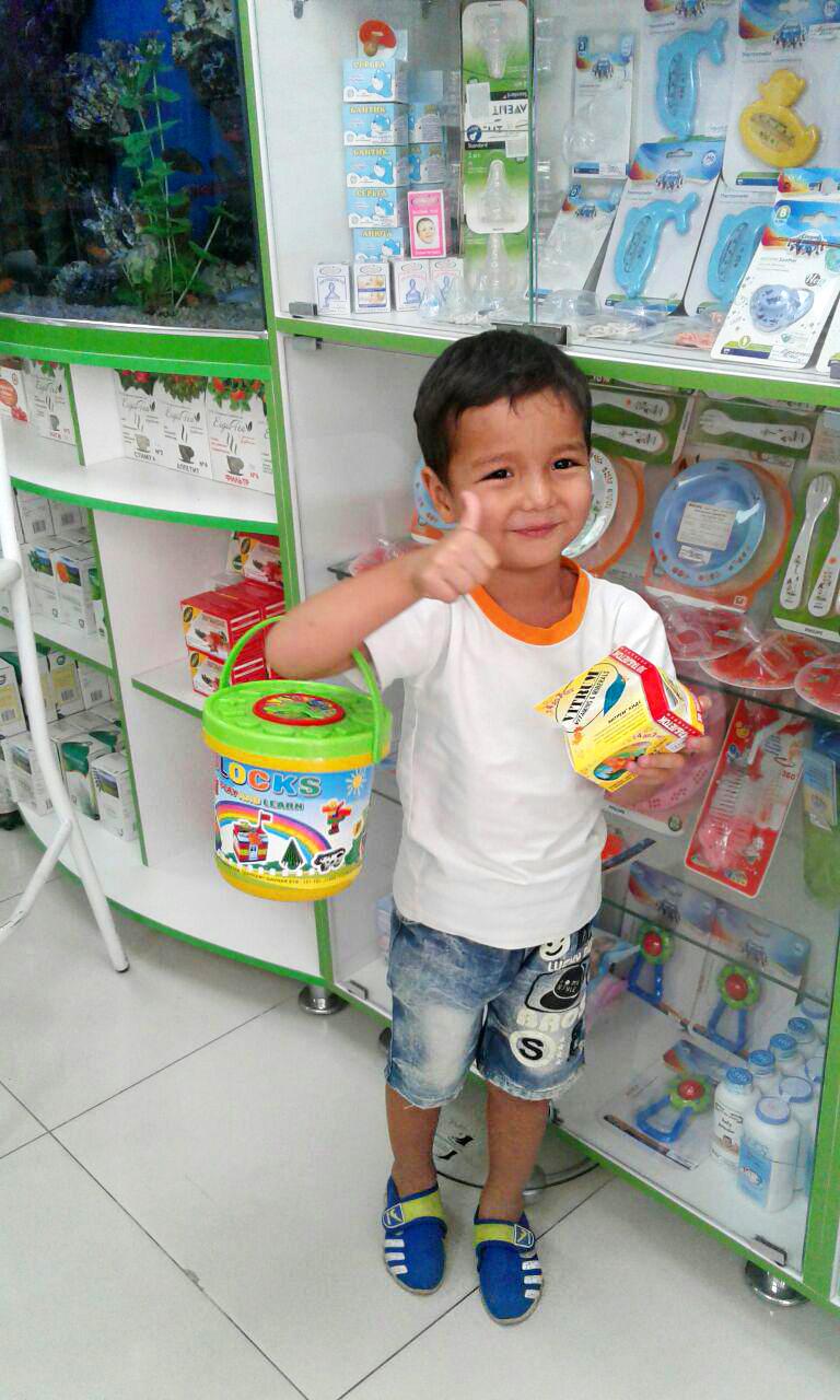 День защиты детей в Таблетке
