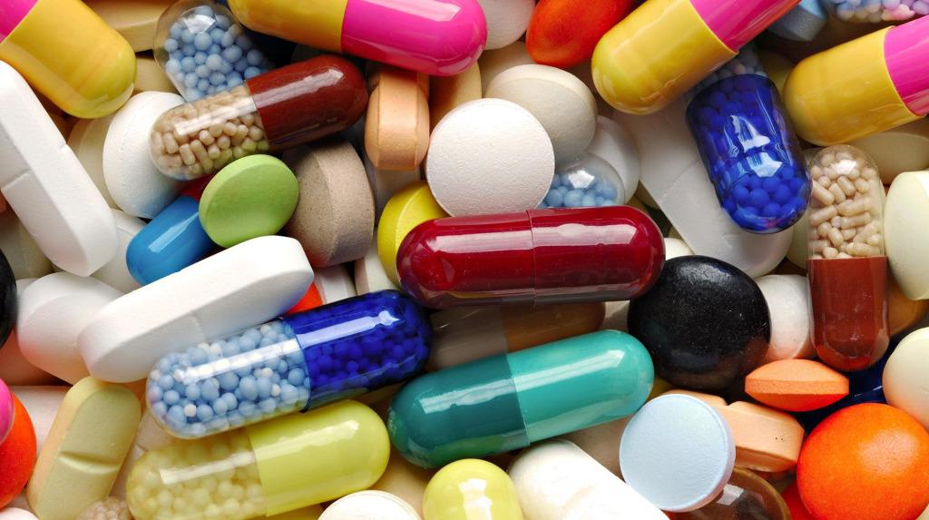 023 Как правильно пить таблетки