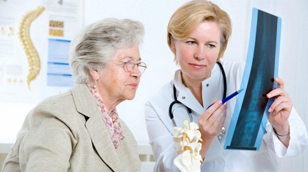Остеопороз - причины, лечение